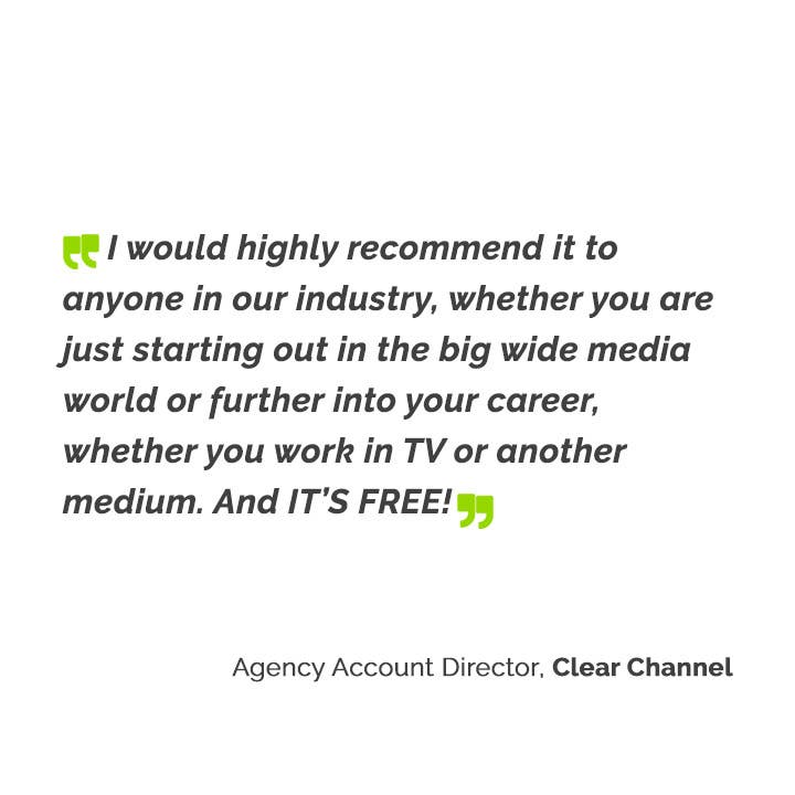 Agency Account Director, Clear Channel