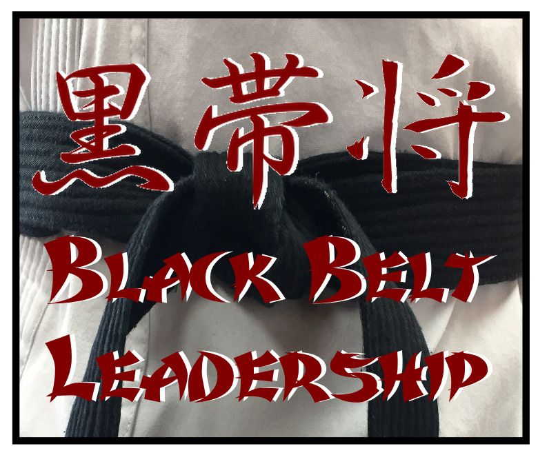 Black Belt Leadership