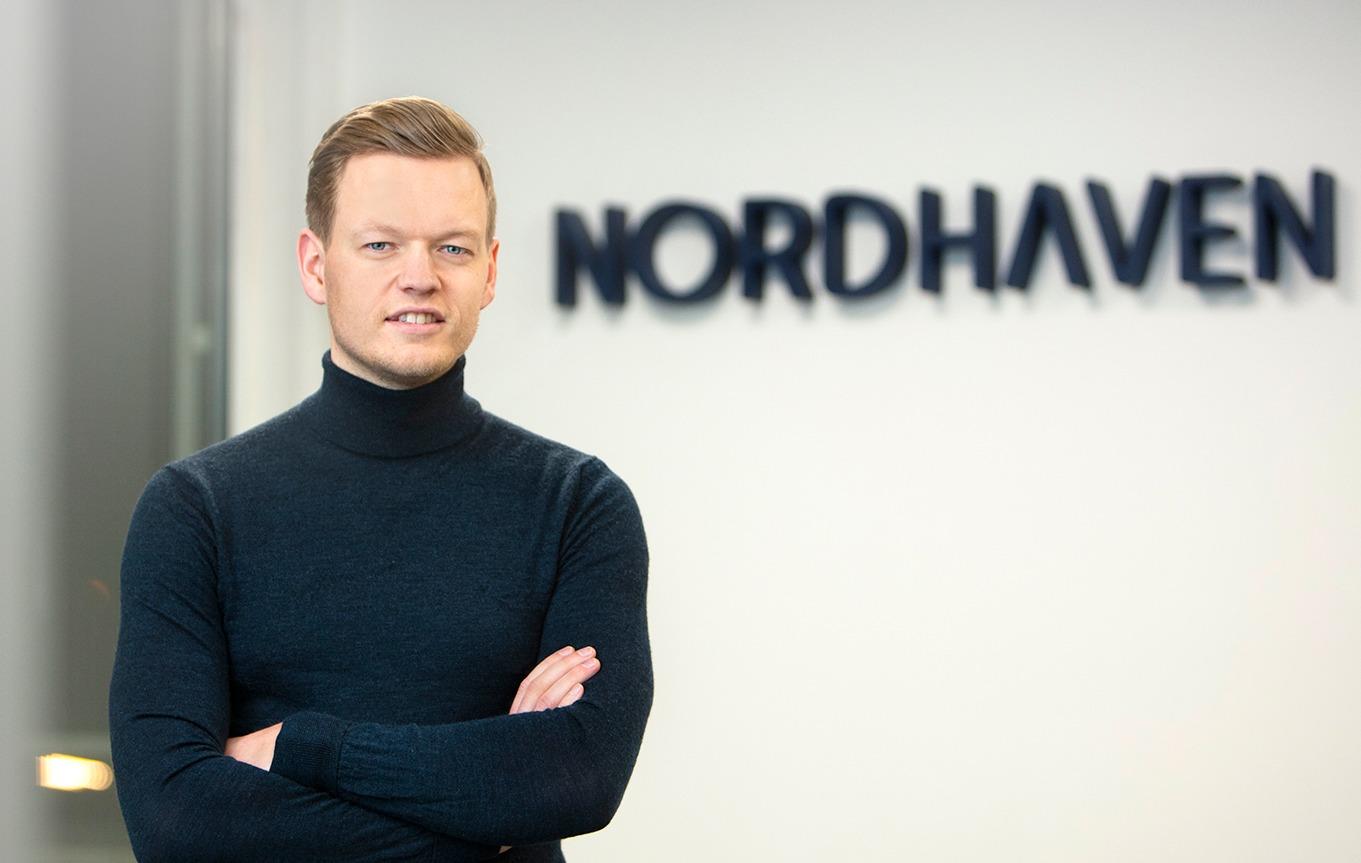 Johan de Wit - Nordhaven