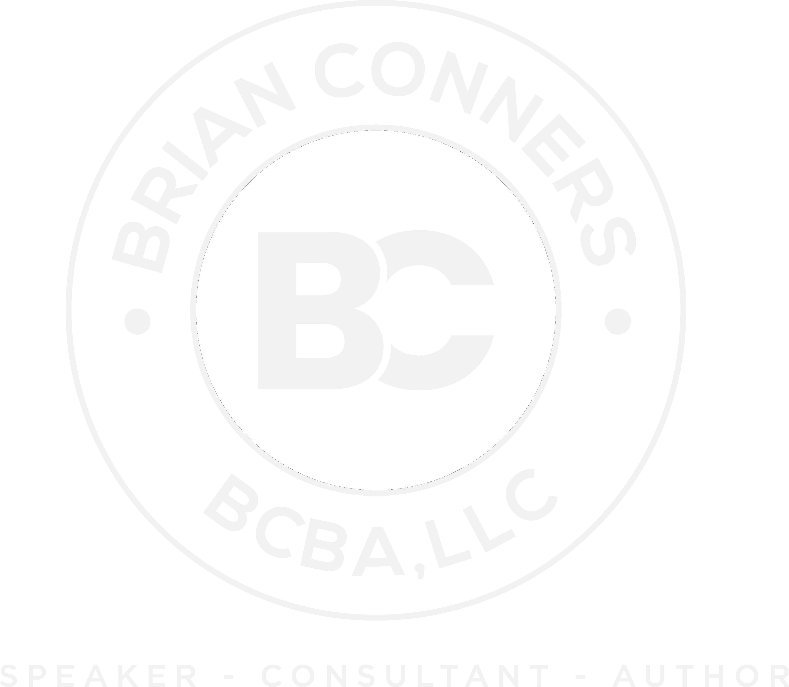 Brian Conners, BCBA, LLC Logo