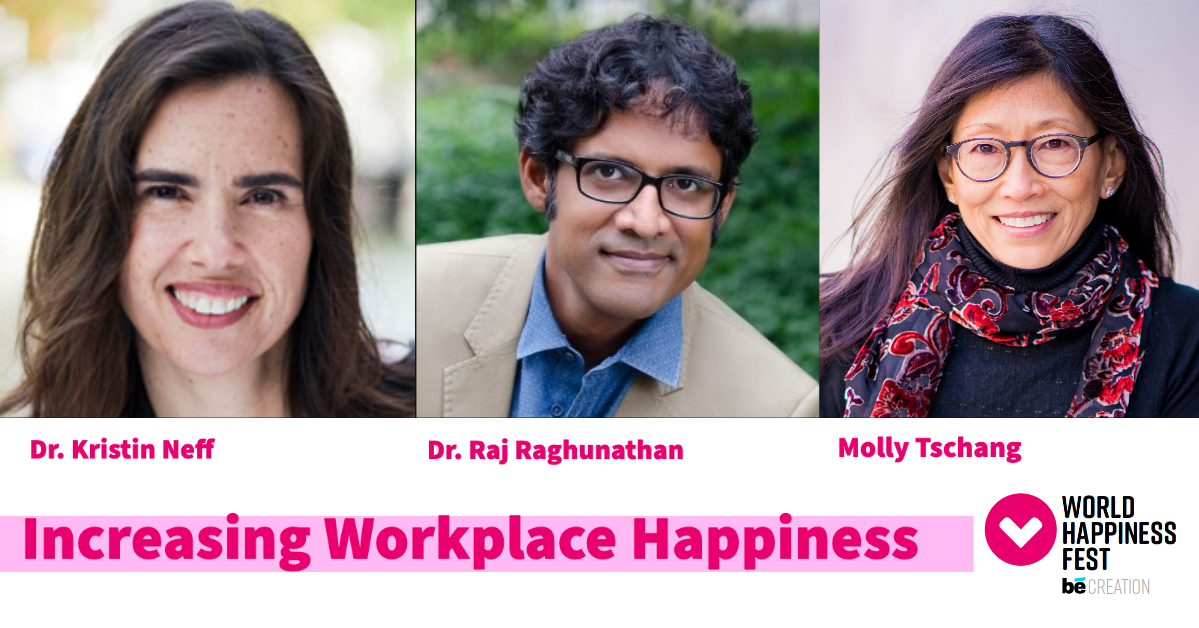 Increasing Workplace Happiness