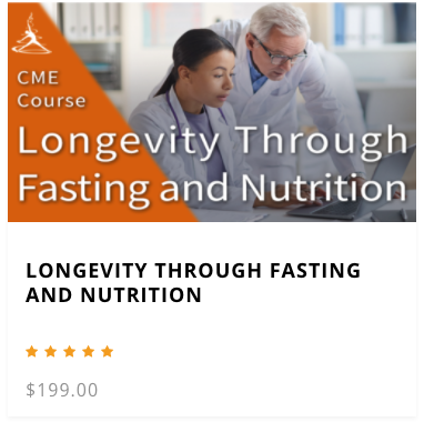 Longevity Through Fasting and Nutrition