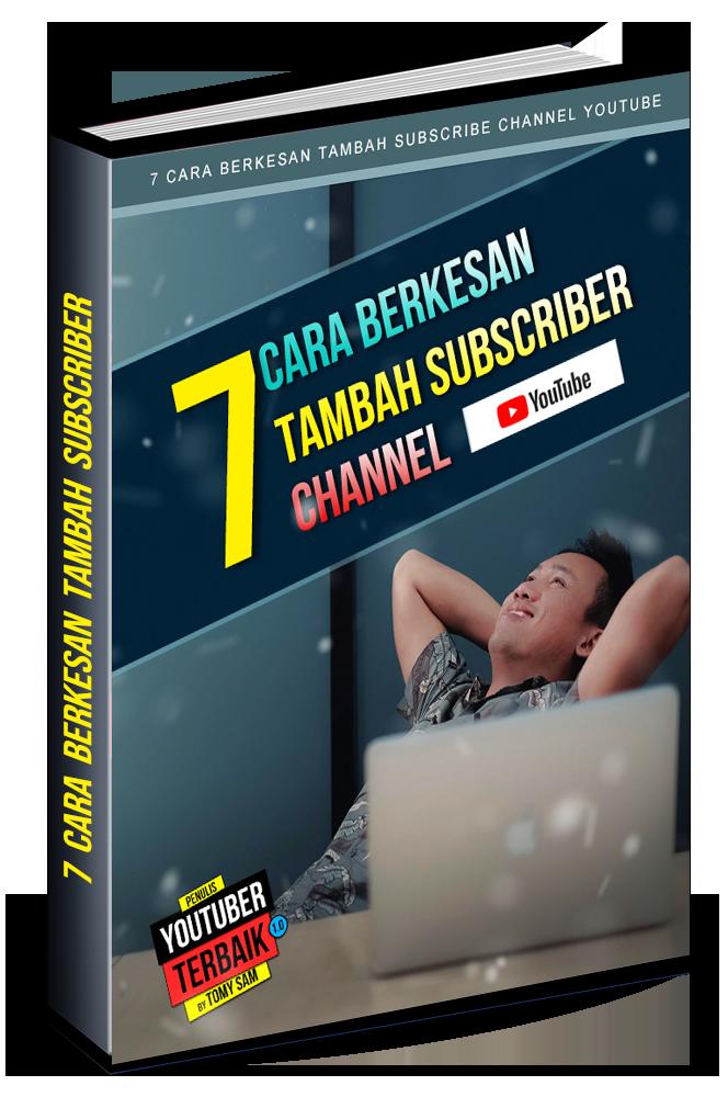 ebook percuma tambah subscriber untuk youtuber