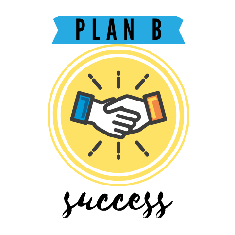 Plan B Success Logo