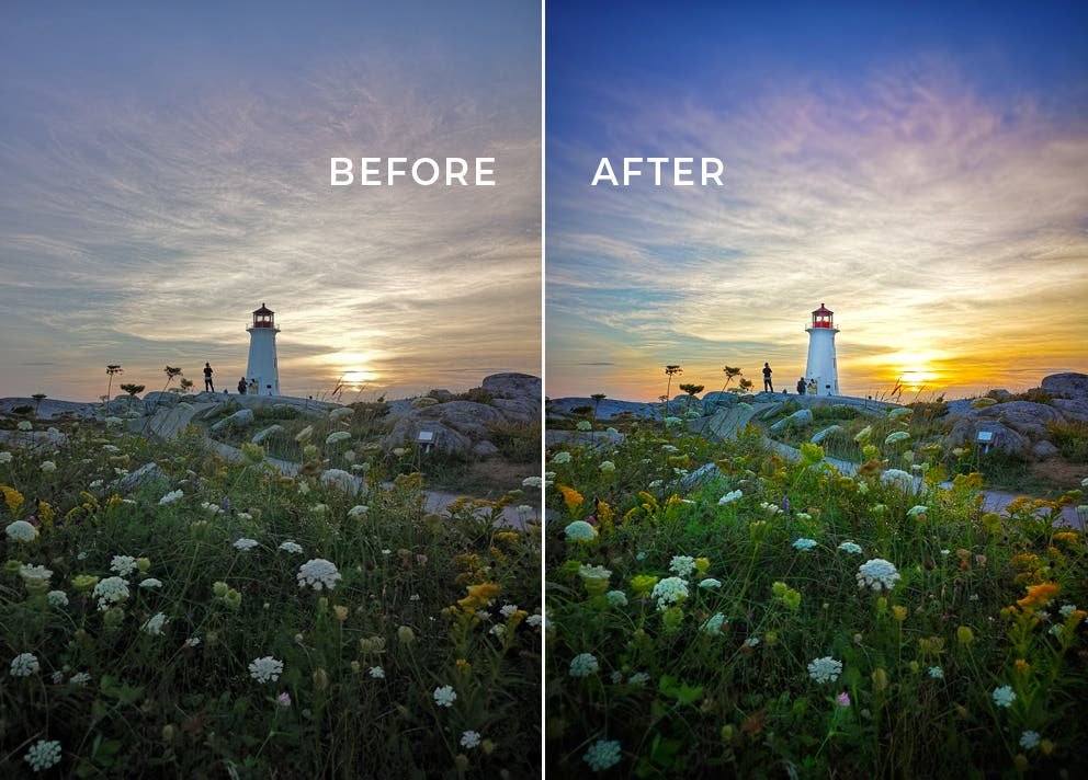 """""""The techniques you'll learn in this workshop will have an everlasting impact on your photos. I had no idea I could produce photos like this until I learned Dax's photo editing process."""""""