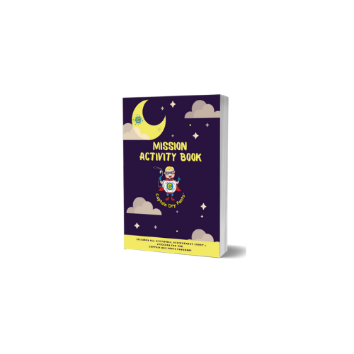 Mission Activity Book