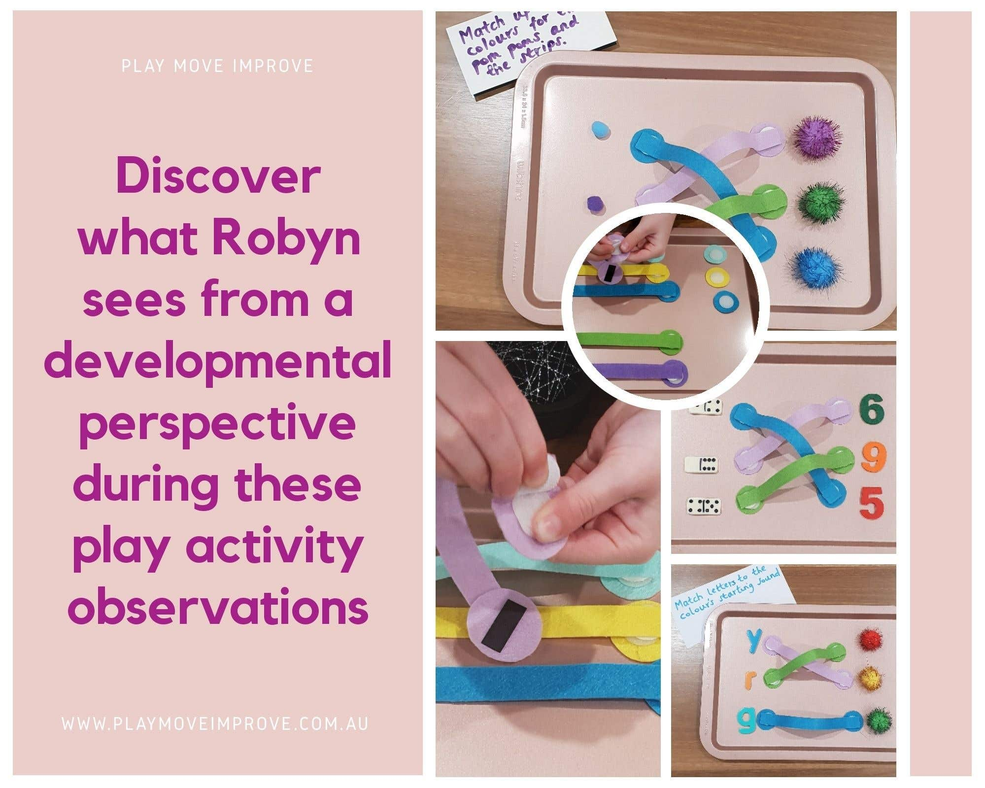developmental play observations
