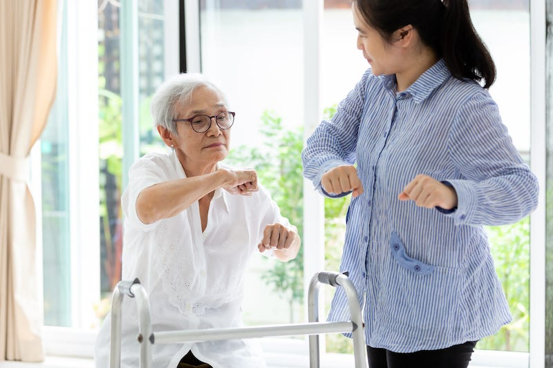 Support Workers for Older Adults