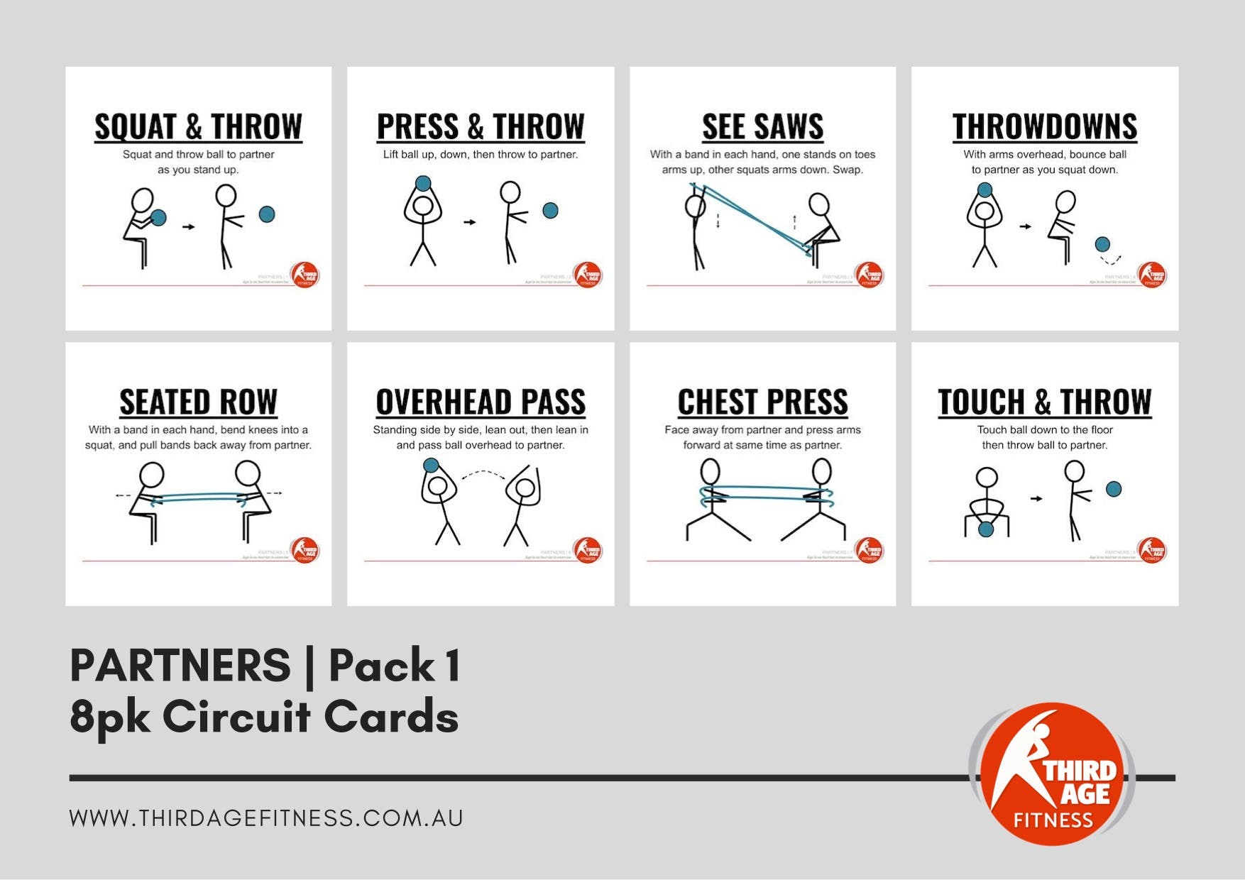 Circuit Cards - Partners Pack 1