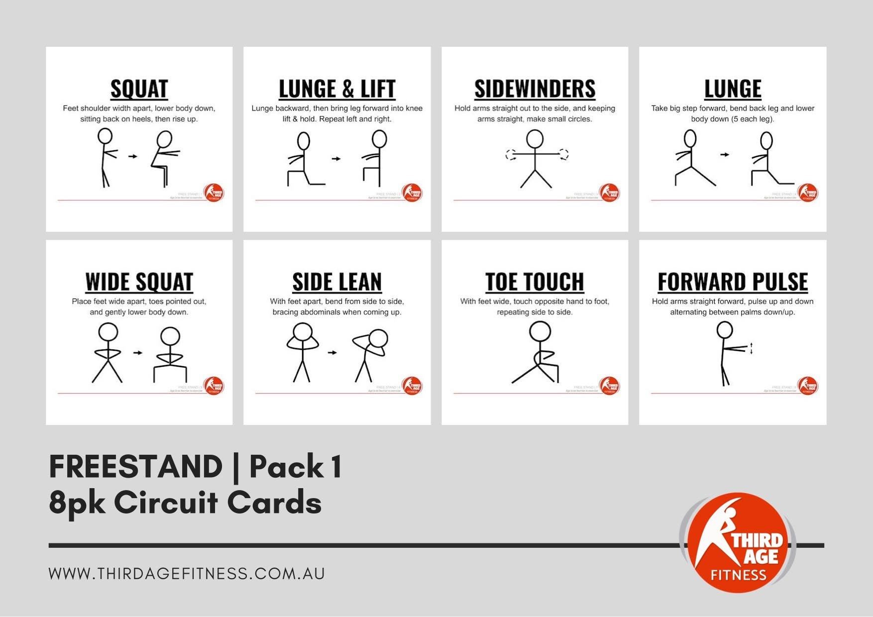 Circuit Cards - Balance Pack 1