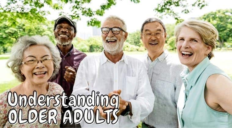 Online Course Bundle: Understanding Older Adults