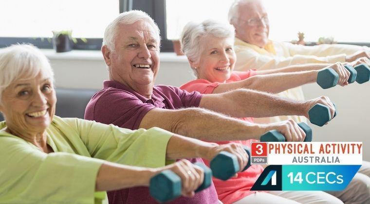 Older Adult Fitness Workshops for instructors