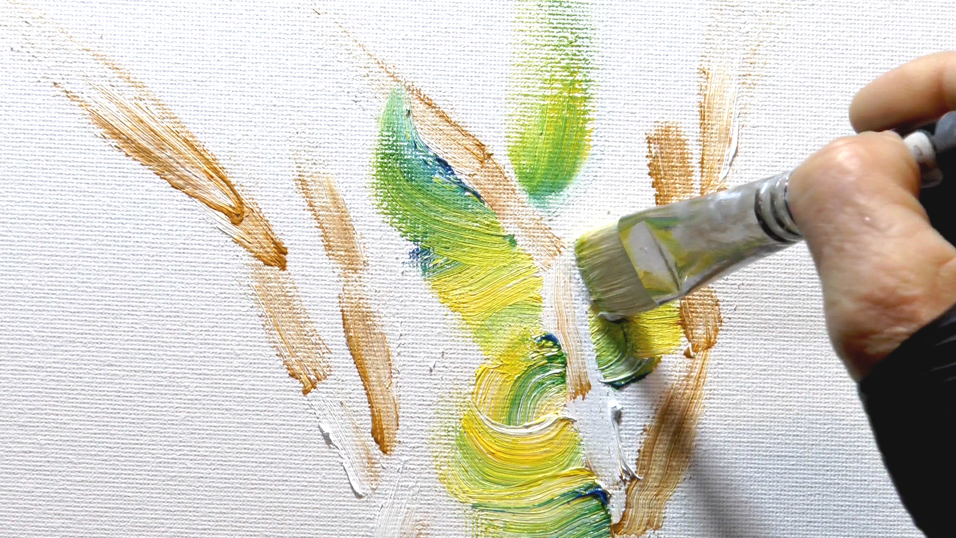 Learn all of the 12 Oil Painting Techniques