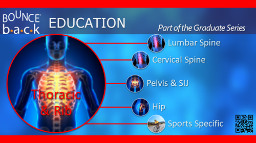 Practical Thoracic Spine + Ribs  Series