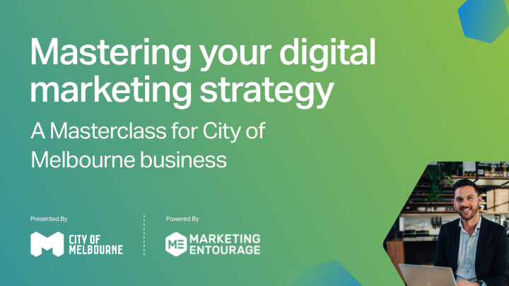 Mastering your digital marketing