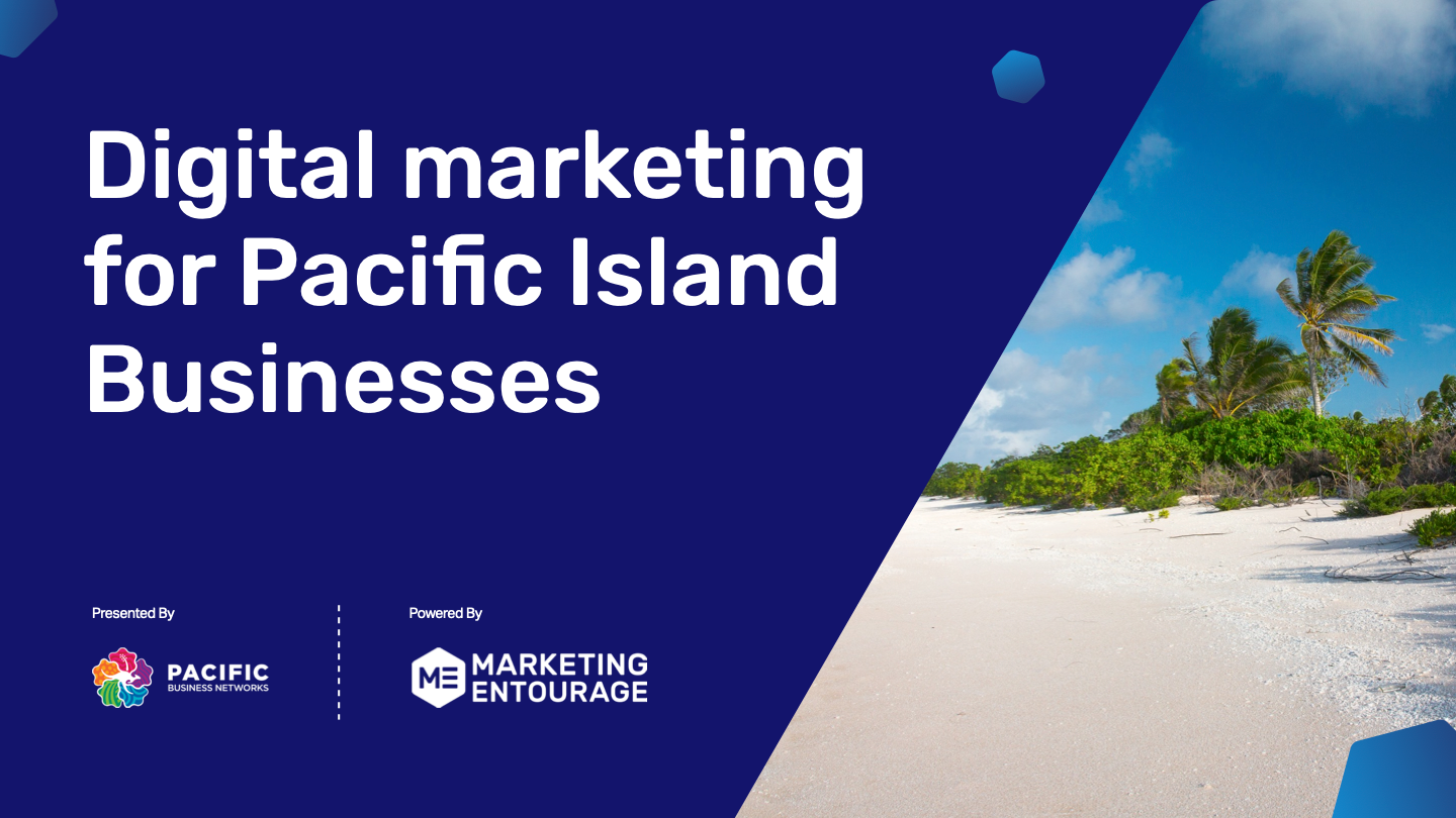 Digital Marketing For Pacific Island Businesses