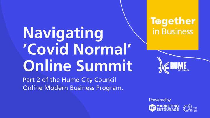 Hume Online Modern Business Program 2020 Part 2