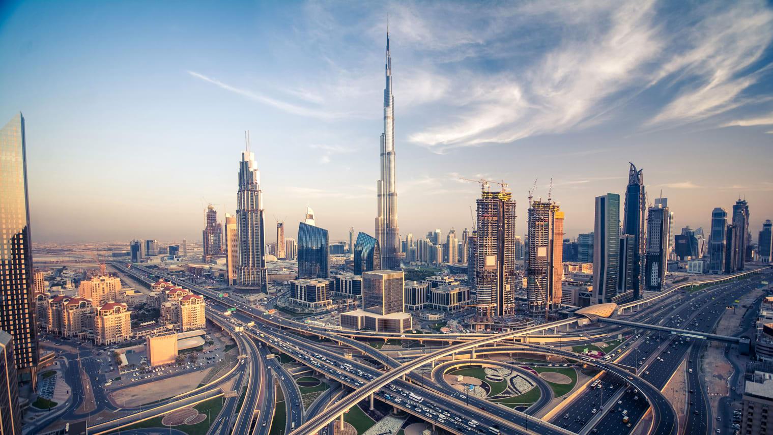 UAE : Shams Media City, United Arab Emirates, 515000