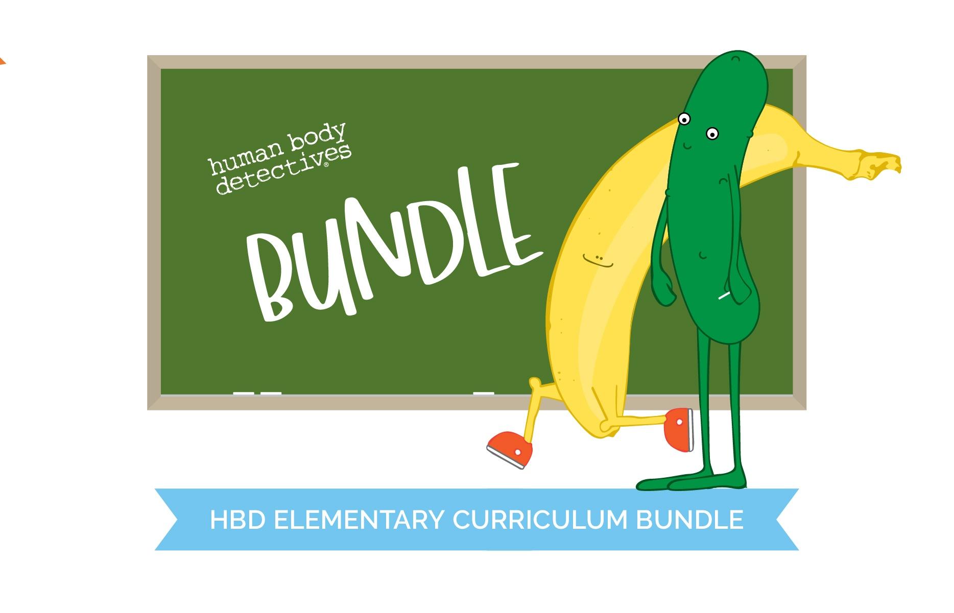 Human Body Detectives Elementary Bundle
