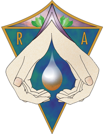 Raindrop Australia Logo
