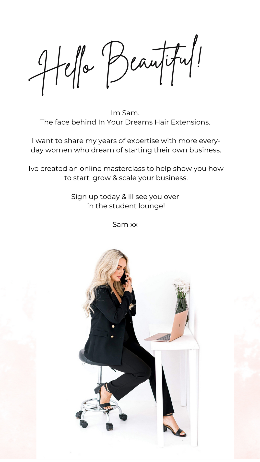 hair extensions afterpay, hair extensions Brisbane, hair extension training courses,