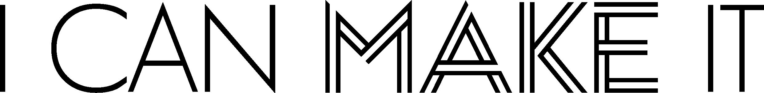I Can Make It Logo
