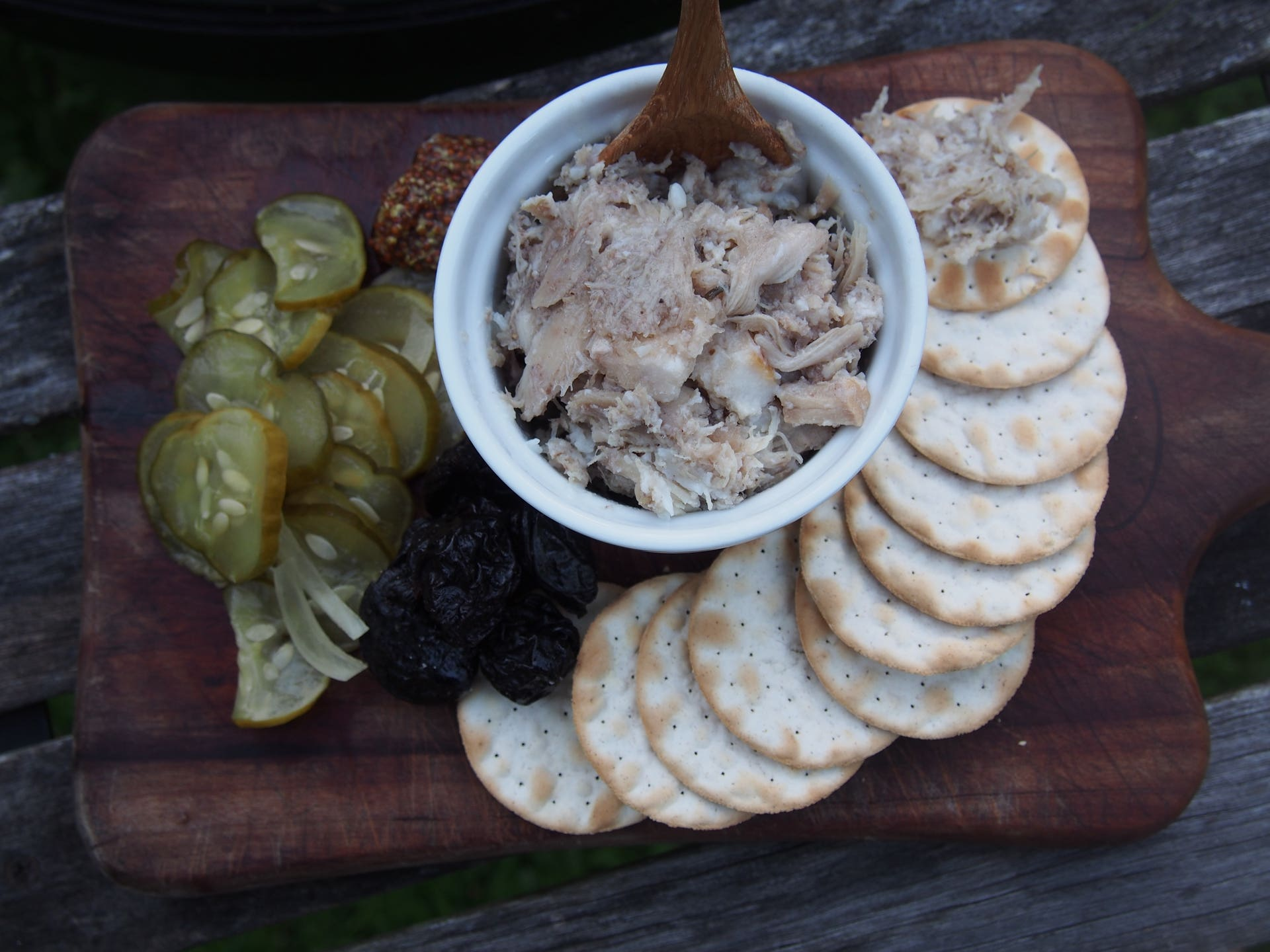 how to make rillettes
