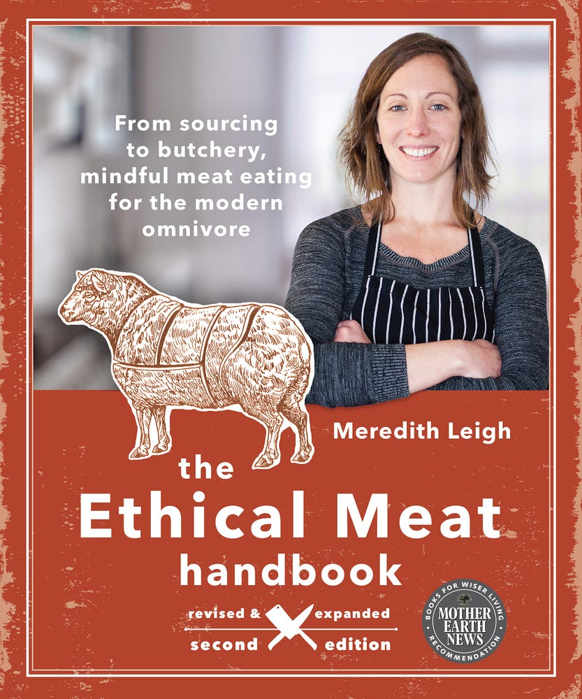 the Ethical Meat handbook