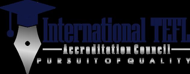 International TEFL Accreditation Council Logo