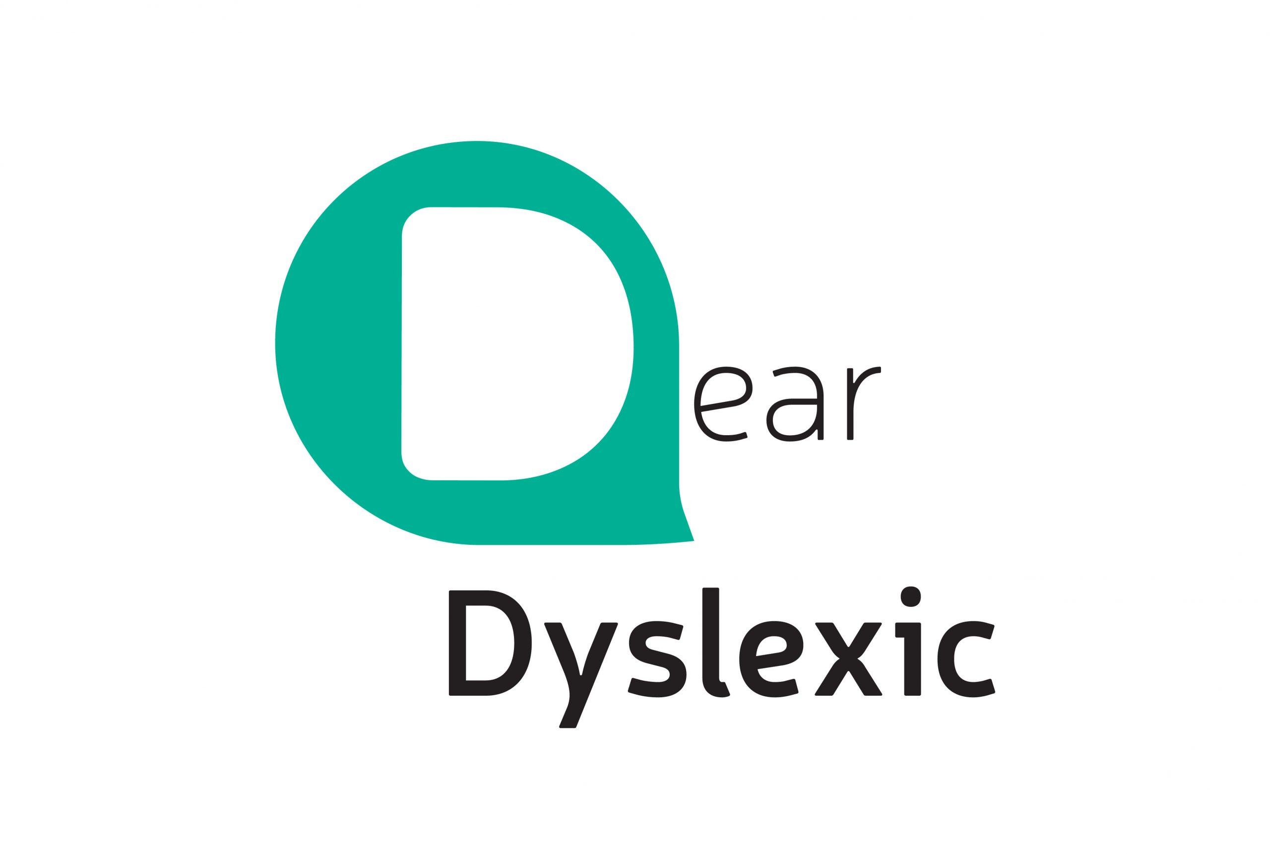 Dear Dyslexic logo