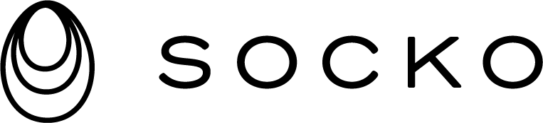 Socko logo linking to homepage