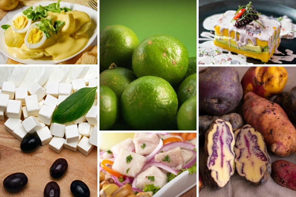que aprenderas Cocina Criolla Peruana