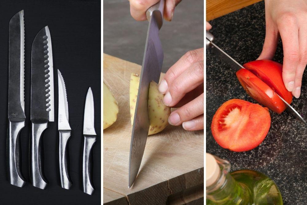 presentacion Cocina Básica en Casa: Técnicas de Corte