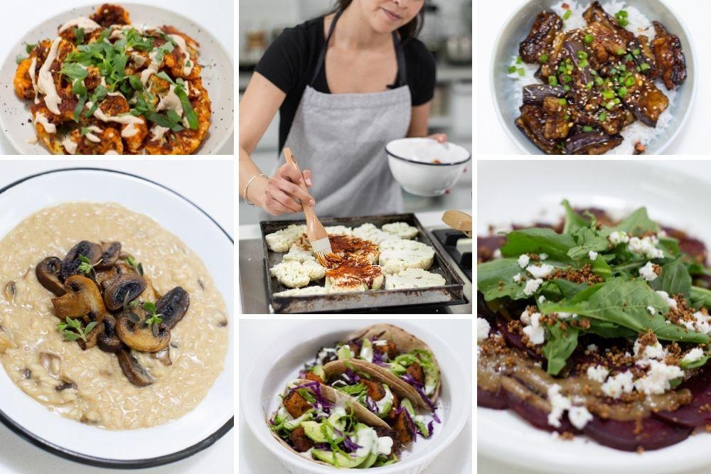 que aprenderas Cocina Básica en Casa: Cocina Vegetariana