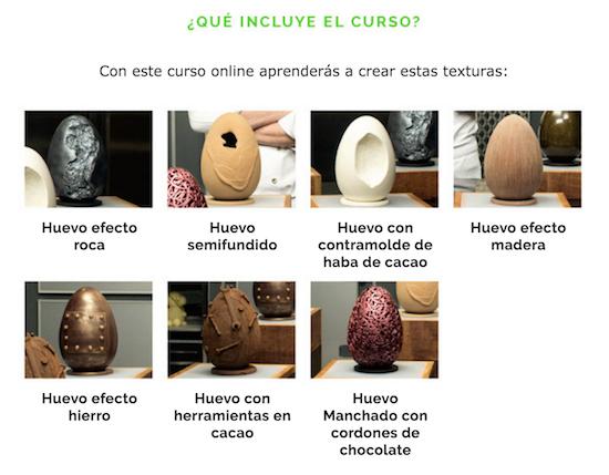 Figuras Chocolate Raúl Bernal