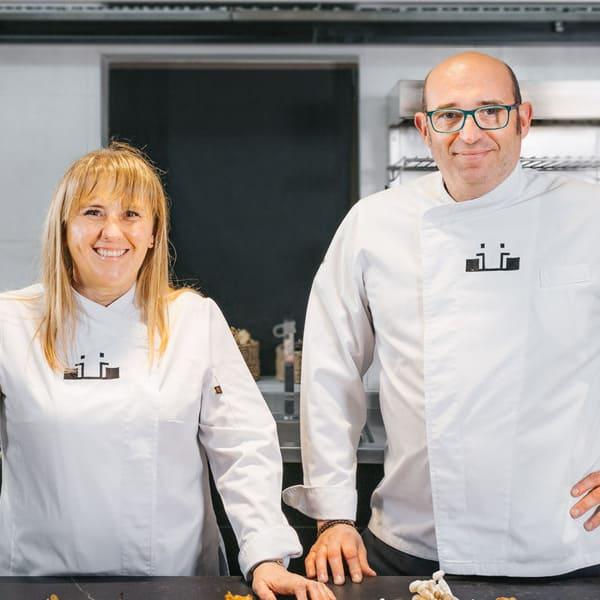 Yolanda León y Juanjo Pérez