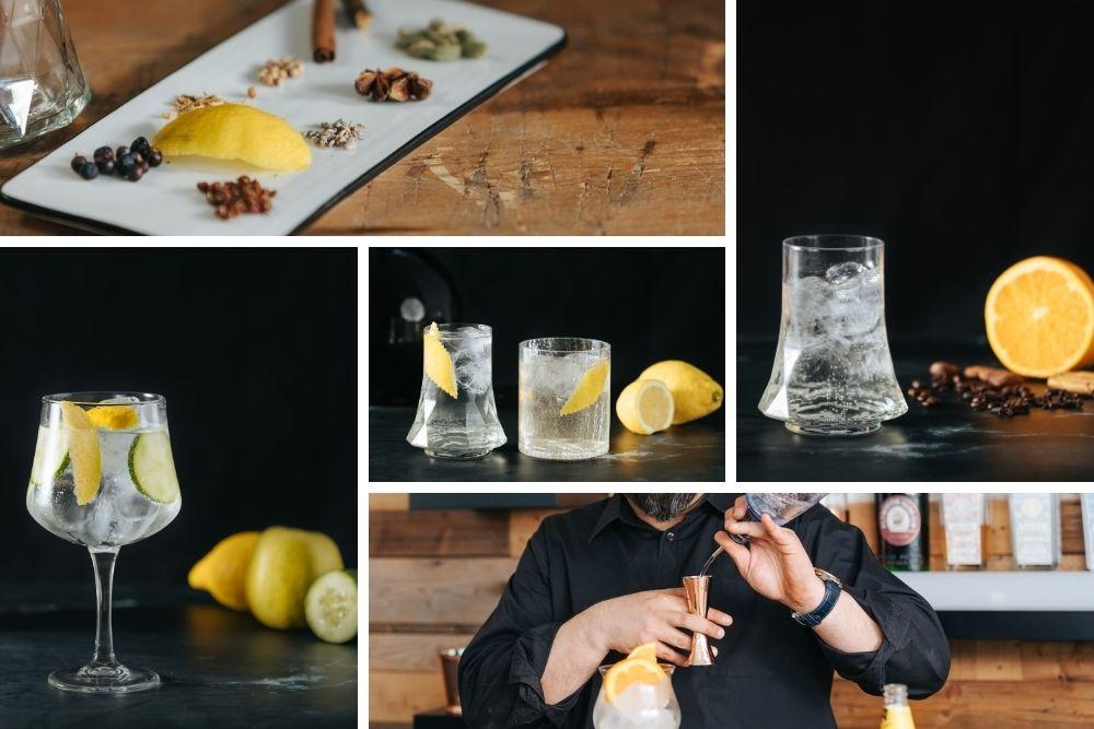 gin tonic Juanan García