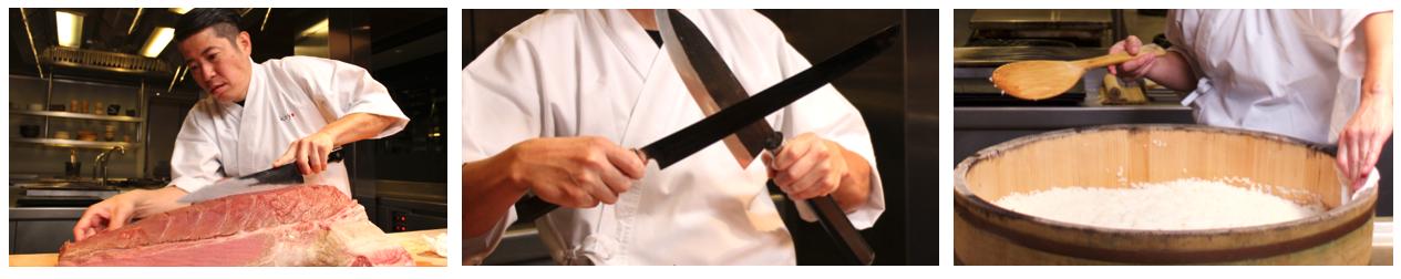 Sushi Sashimi Hideki Matsuhisa