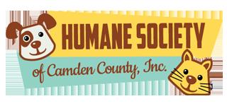Humane Society of Camden County Logo