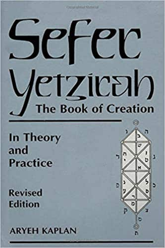 Cover of Sefer Yetzirah: The Book of Creation by Aryeh Kaplan