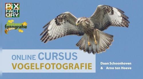Online cursus vogelfotografie banner