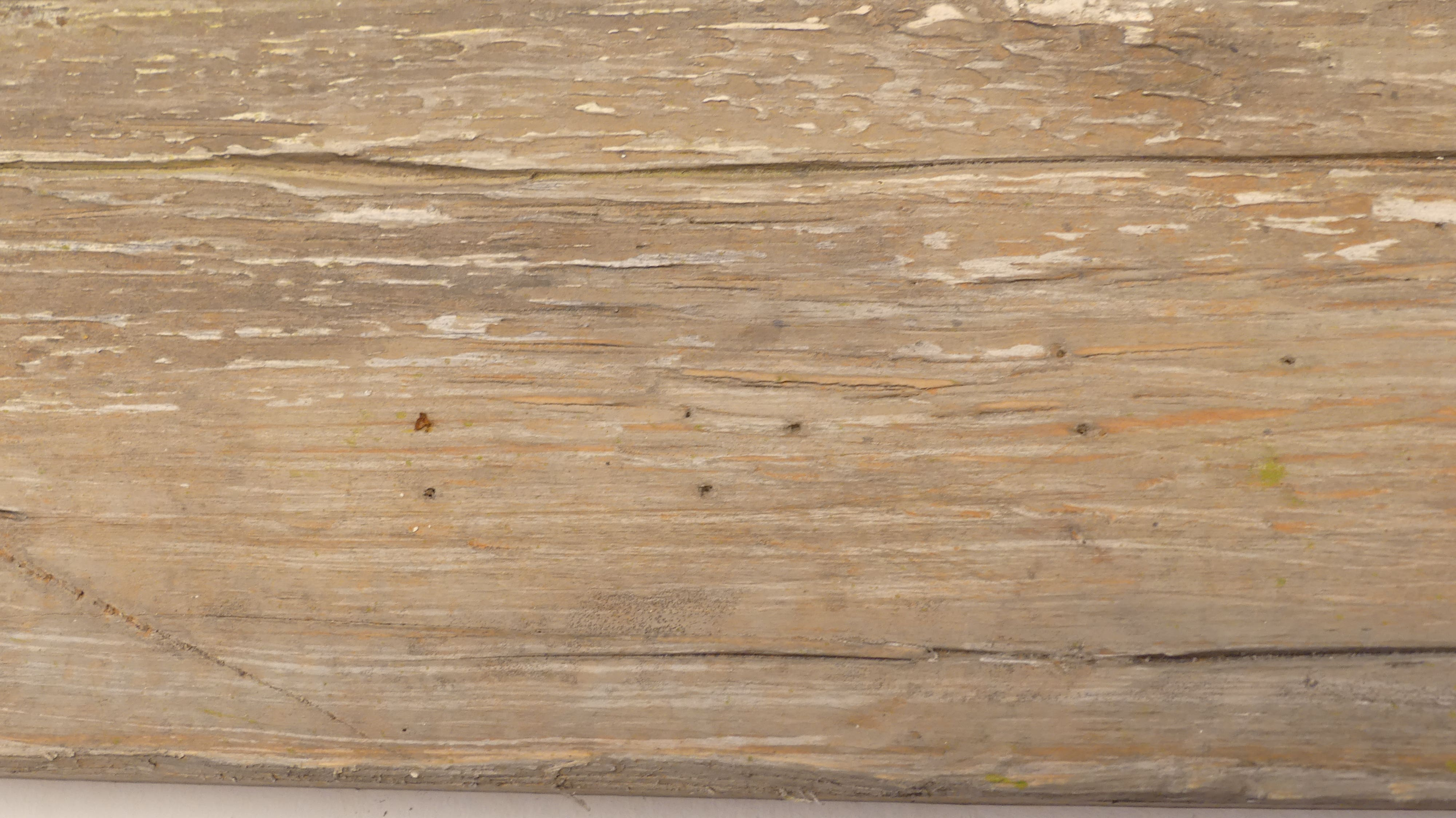 Weathered wood created at Scenic Painters