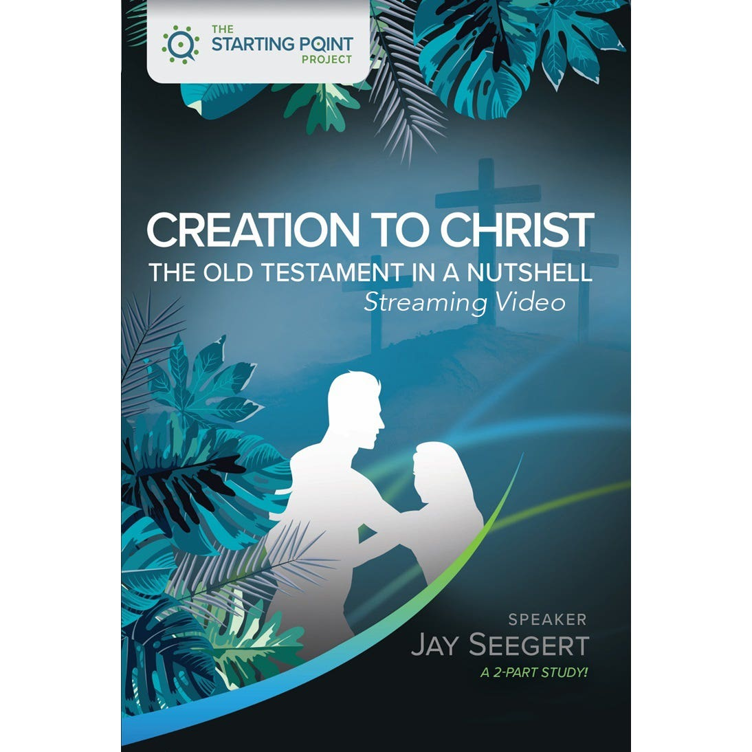 Cover for The Starting Point Project Creation to Christ: The Old Testament in a Nutshell streaming video