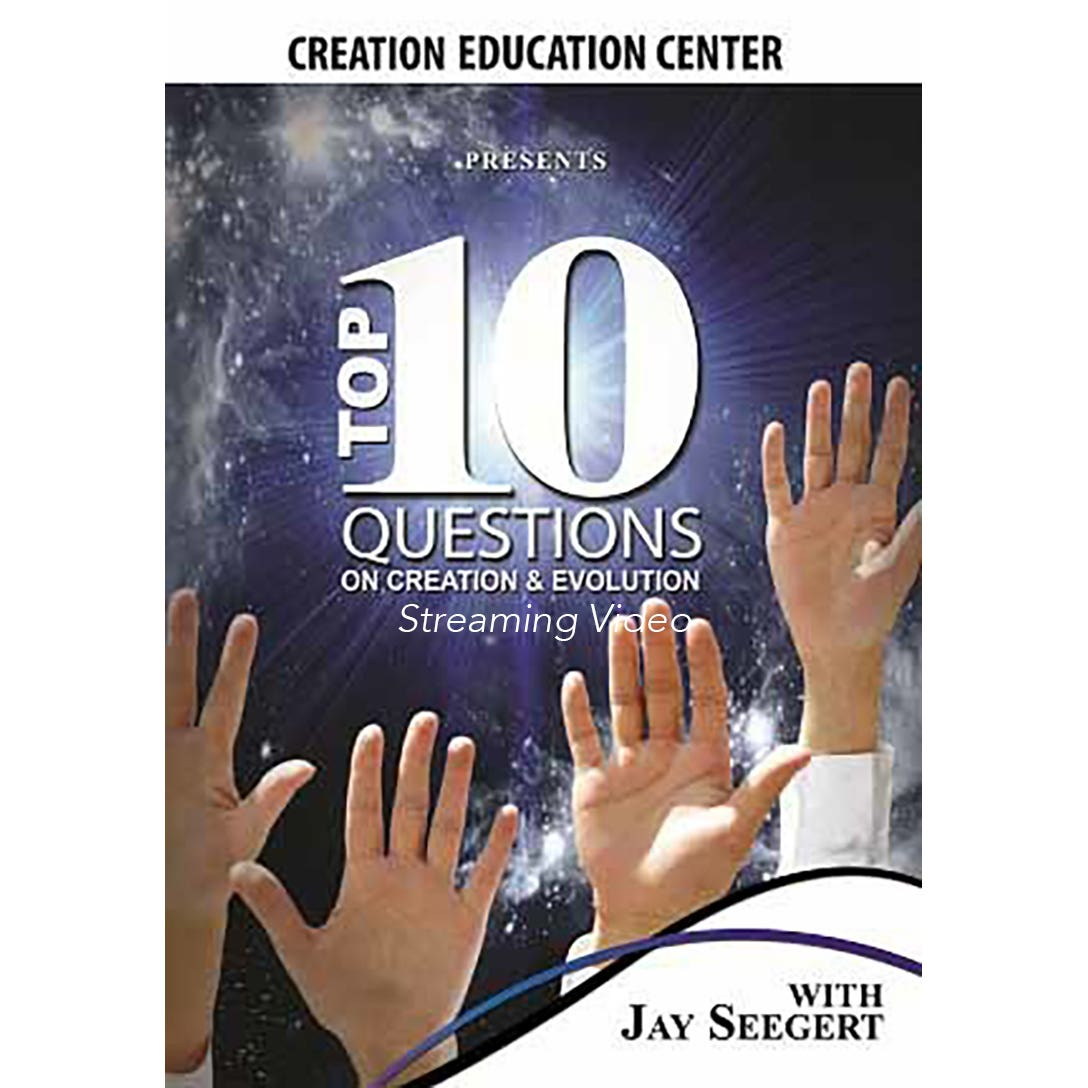 Cover for The Starting Point Project Top 10 Questions: On Creation and Evolution streaming video
