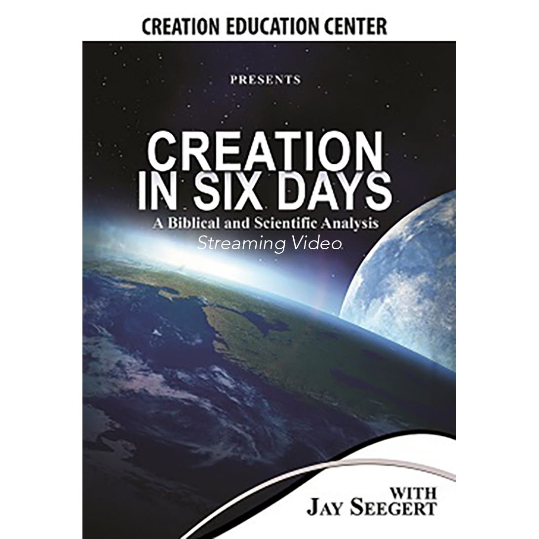 Cover for The Starting Point Project Creation in Six Days? A Biblical and Scientific Analysis streaming video