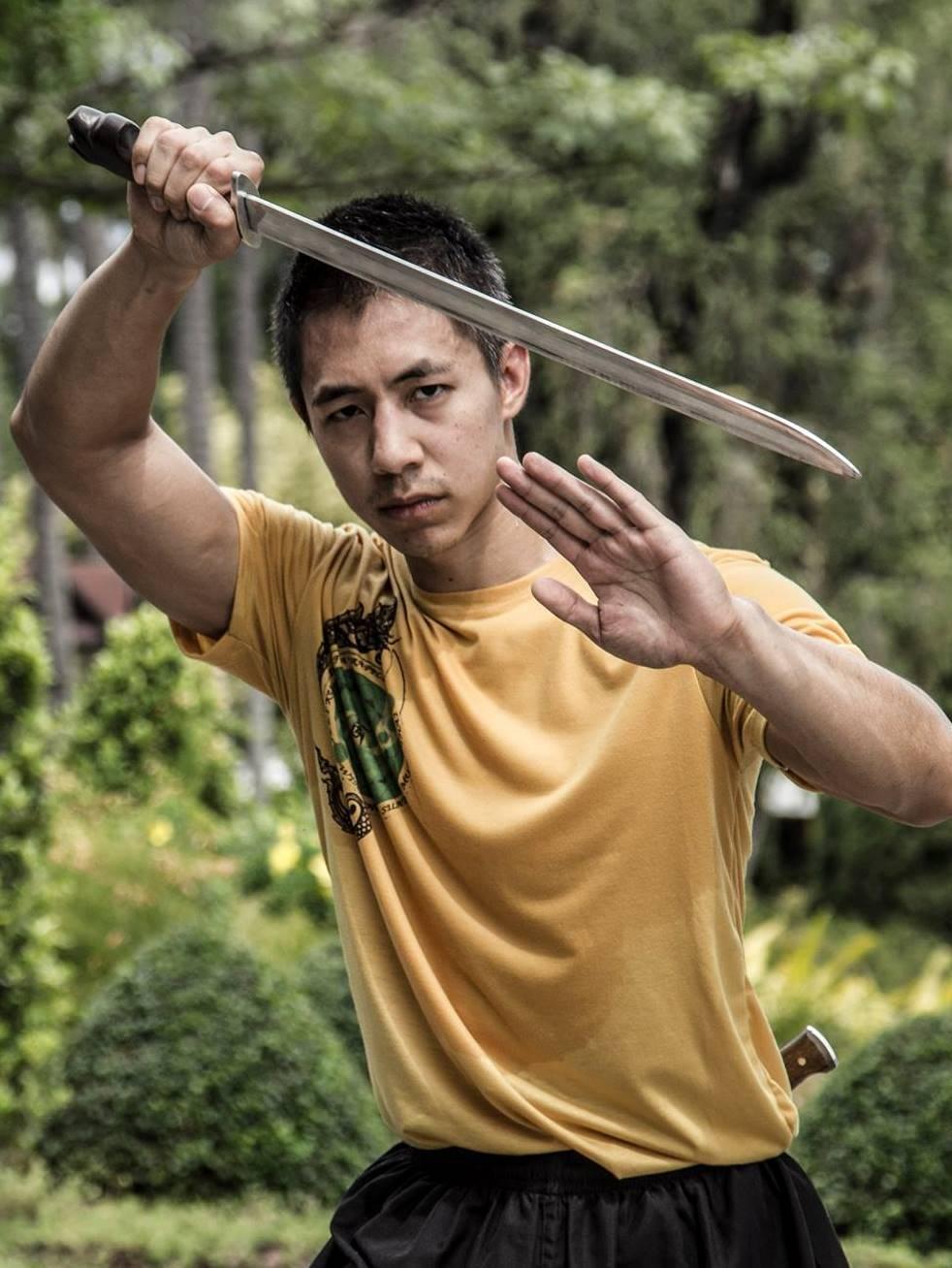 Sakan Lam - Founder & Head Instructor, Core Combat Chiang Mai