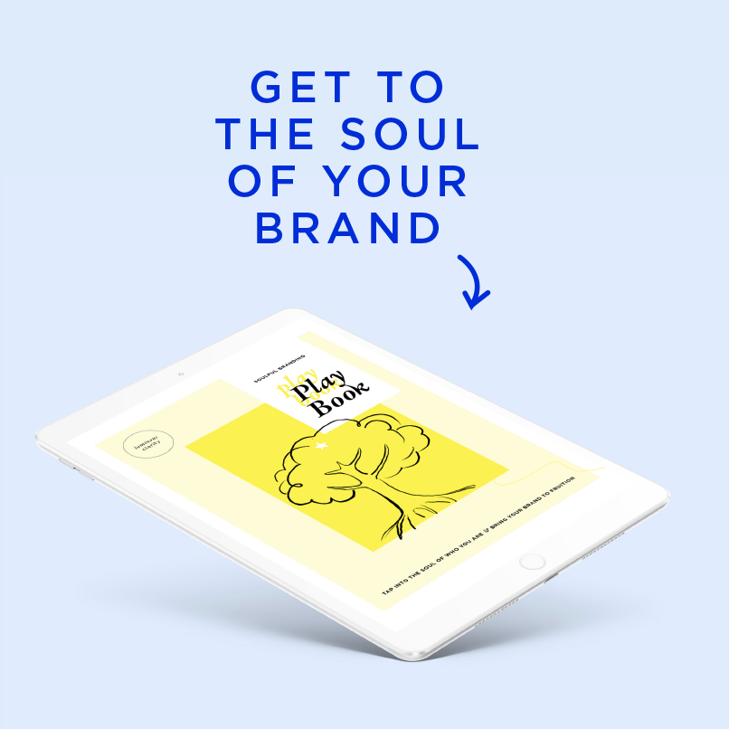 Soulful Branding Playbook Only $49