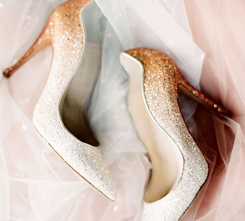Zapatos de novia Curso de Marketing para Wedding Planners Bodas de Cuento School