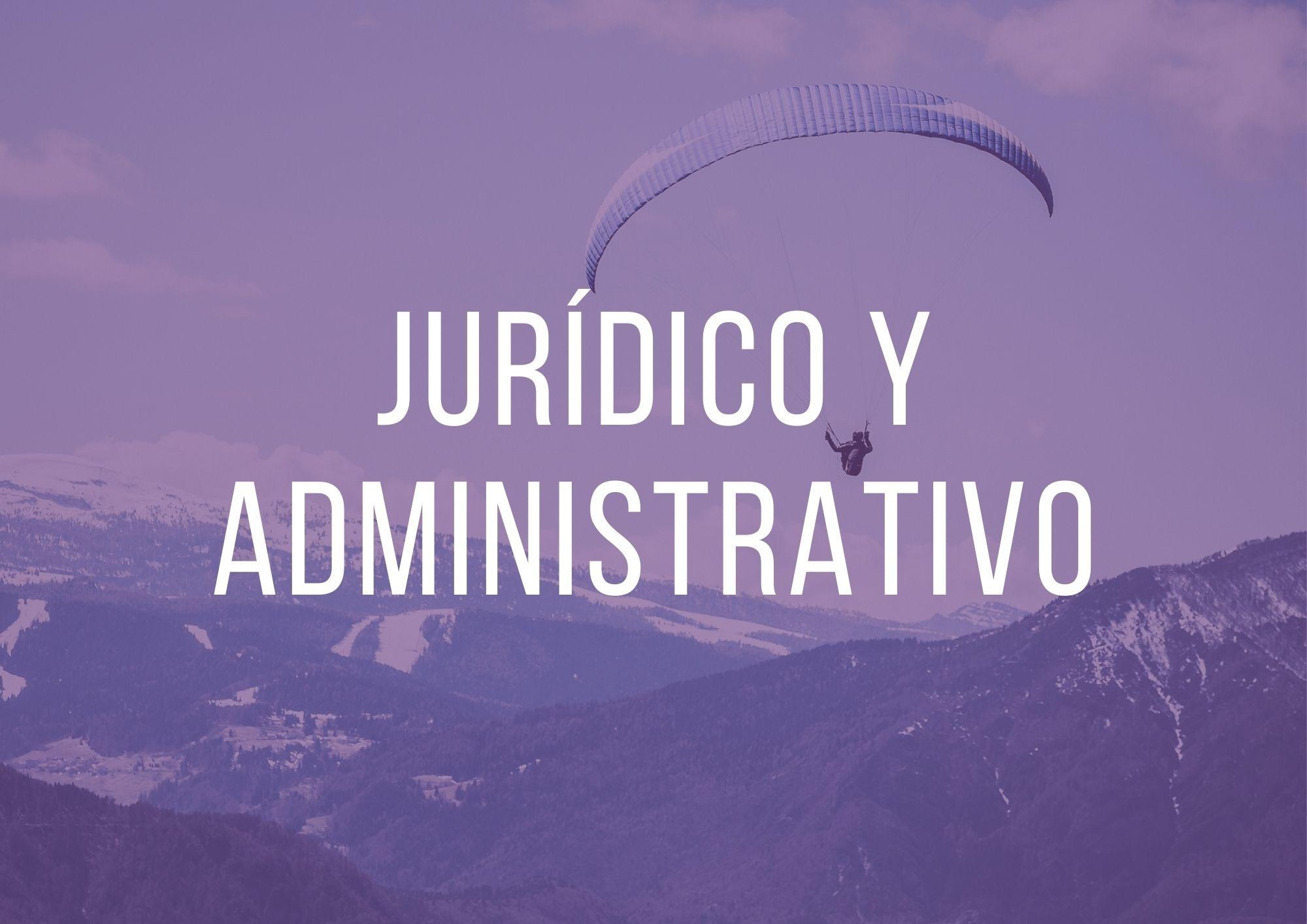 Jurídico y Administración
