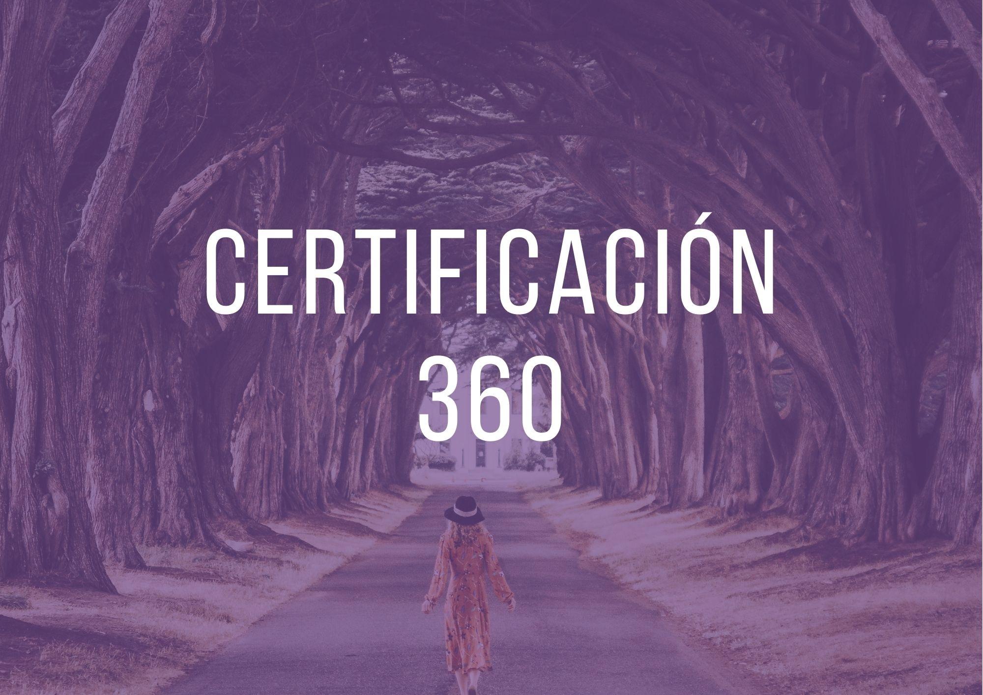 Certificación360